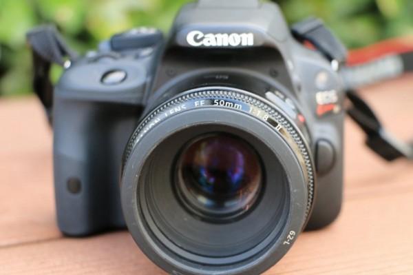 EF50mmF1.8II