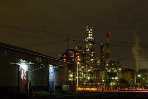 工場夜景TOP