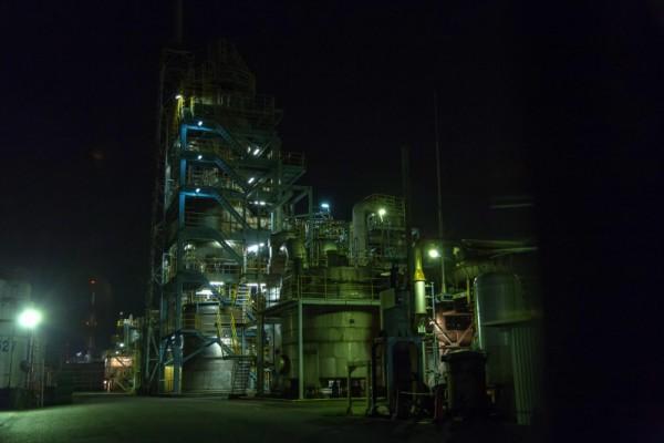 川崎工場夜景HDR_12