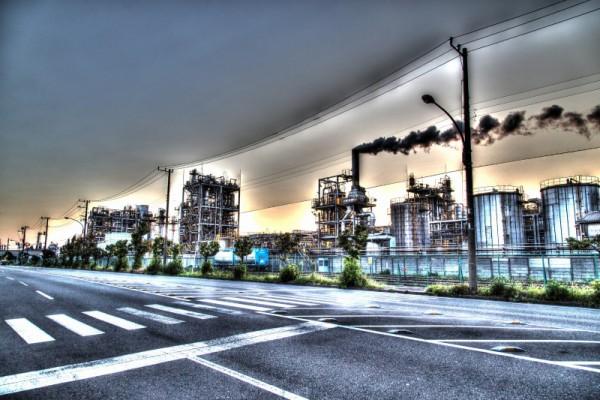 川崎工場夜景HDR_2