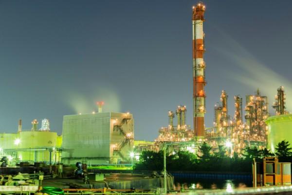 川崎工場夜景HDR_3