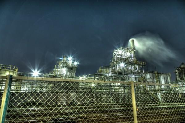川崎工場夜景HDR_7