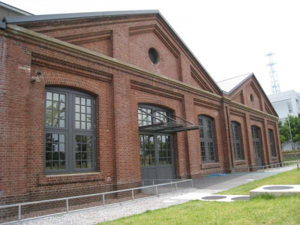 北区立中央図書館1