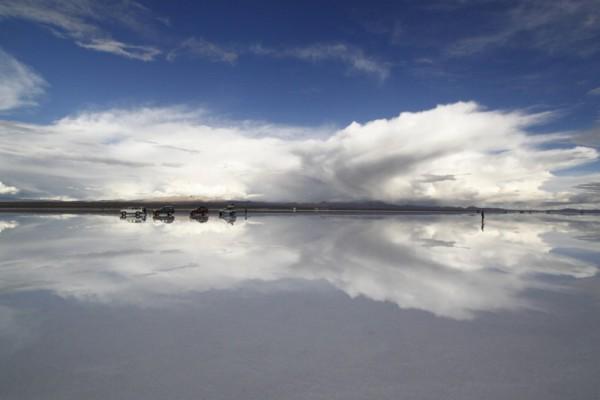 ウユニ塩湖TOP