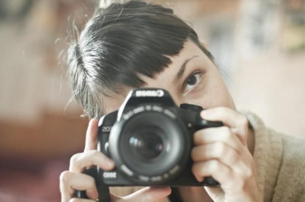 photo blogger camera