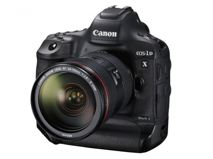 Canon EOS-1D X MarkⅡ